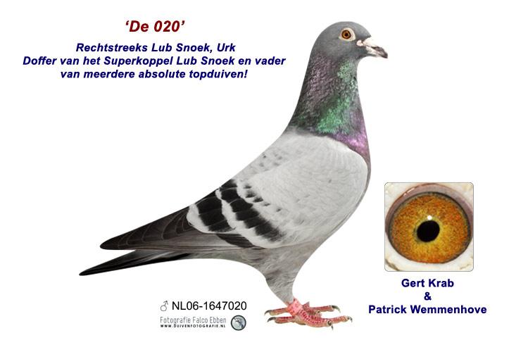De 020 - Doffer superkoppel